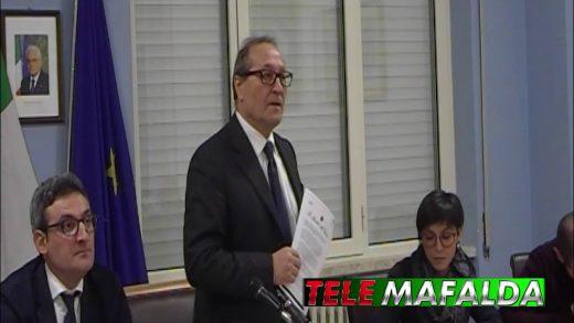 Consiglio Comunale – 10/02/2017 – Progetto SPRAR