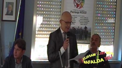 Presentazione della lista civica Condividiamo Mafalda