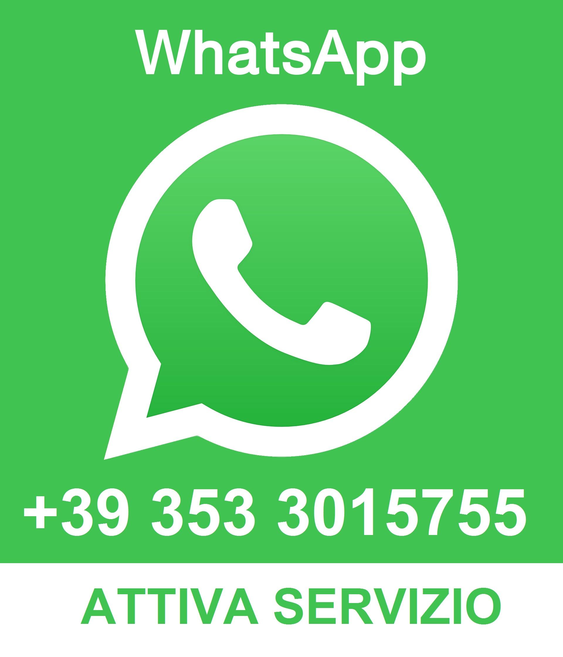 WhatsApp Comune di Mafalda